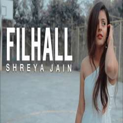 Filhall (Female Cover) Poster
