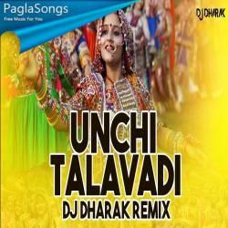 Unchi Talavadi (Remix) DJ Dharak Poster