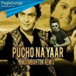 PUCHO NA YAAR (MOOMBAHTON MIX) DJ REMES Poster
