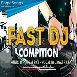 Fast Dj Compition  ( 2019 Special Dj Sound Check ) Dj jagat Raj Poster