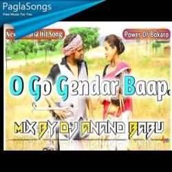O Go Gendar Baap (Full Tapori Style Hard Bass Dance Mix) Dj Goutam Poster