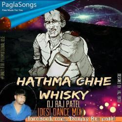 HATMA CHHE WHISKY - Desi Dance mix - DJ RAJ PATEL Poster