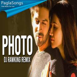 Photo karan Sambi - Lukka Chuppi DJ Rawking Remix Poster