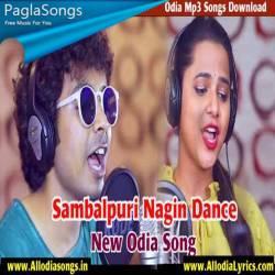 Ta Prema Re Nagin Dance Nachei Delu (Samalpuri Matal Dance Remix) Dj Chinu Poster