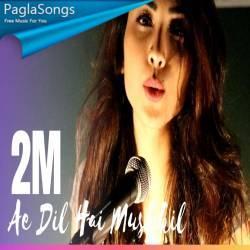 Ae Dil Hai Mushkil Female Cover Mp3 Song Download 320kbps Paglasongs