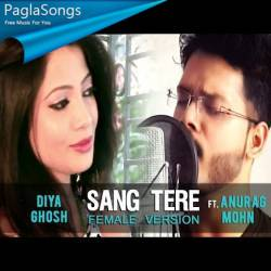 Sang Tere Cover Poster
