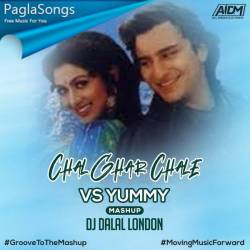 Chand Se Parda x Yummy (Hip Hop Remix) Dj Dalal London Poster