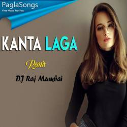 Kaanta Laga Remix - DJ Raj Mumbai Poster