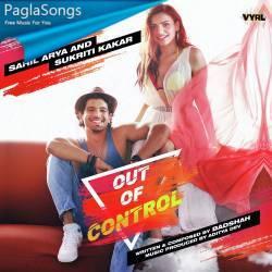 Out Of Control - Sahil Arya, Sukriti Kakar Poster