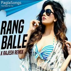 Tera Rang Balle Balle (Hybrid Trap Mix) Mp3 Song Download 320Kbps |  PaglaSongs