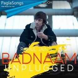 Badnaam Unplugged Poster