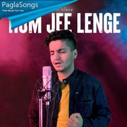 Hum Jee Lenge - Unplugged Cover Poster
