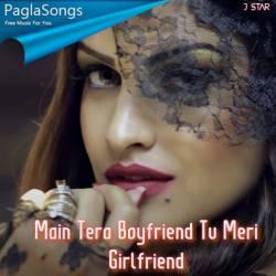 Main Tera Boyfriend Tu Meri Girlfriend Poster