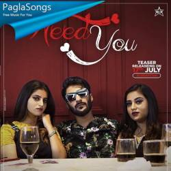 Need You Poster