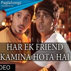 Har Ek Friend Kamina Hota Hai Poster