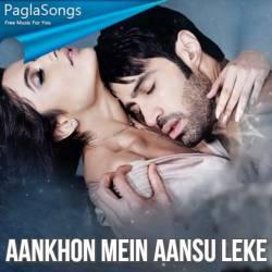 Aankhon Mein Aansu Leke Poster