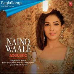 Naino Wale Ne Poster