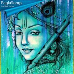 Krishna Flute Music Poster