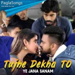 Tujhe Dekha To Ye Jana Sanam Poster
