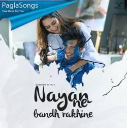 Nayan Ne Bandh Rakhine Poster