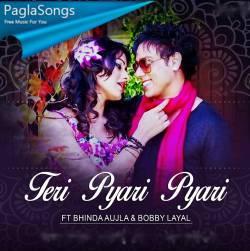 Teri Pyari Pyari Do Akhiyan Poster