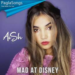 Mad at Disney Cover Poster