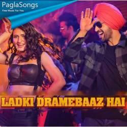 Ladki Dramebaaz Hai Poster