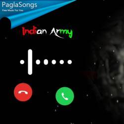 Indian Army Ringtone Poster