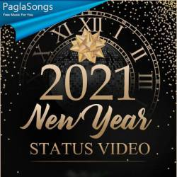 Happy New Year 2021 Status Video Poster