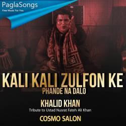 Kali Kali Zulfon Ke Phande Poster