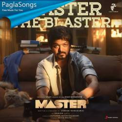 Master the Blaster Poster