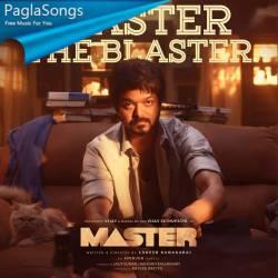 Master the Blaster Ringtone Poster