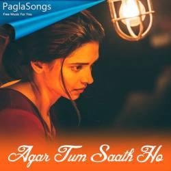 Agar Tum Saath Ho Poster