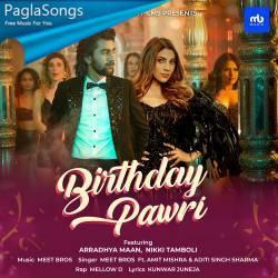 Birthday Pawri Poster