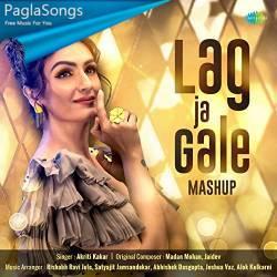 Lag Ja Gale Poster