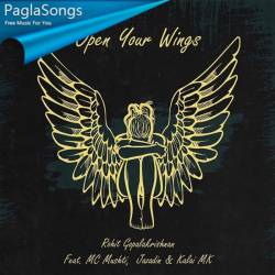 Open Your Wings Poster