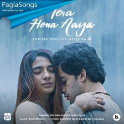 Tera Hona Aaya Poster