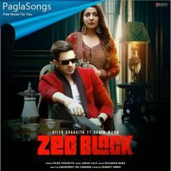Zed Black Poster