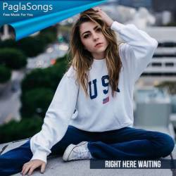 Right Here Waiting Poster
