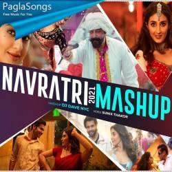 Navaratri Mashup 2021 Poster